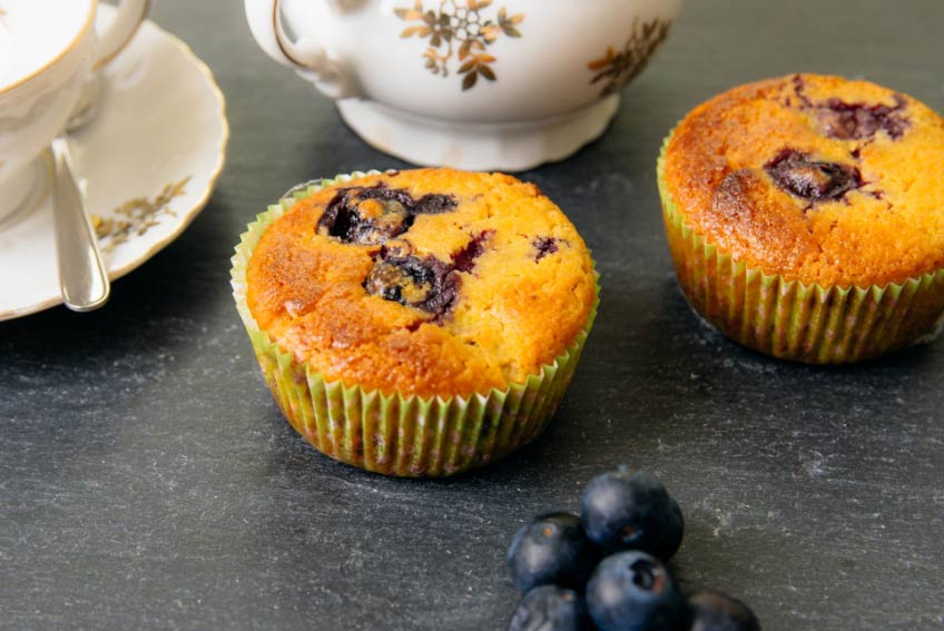 Muffin al mais Ottofile